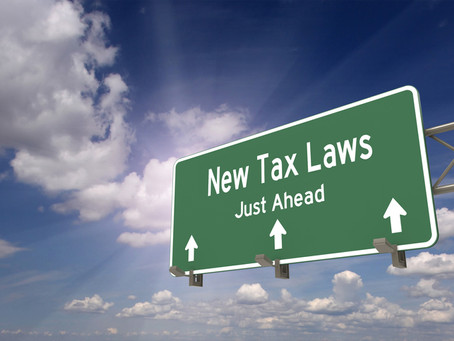Now More Than Ever Before Everyone Needs to Do More Planning Before Filing Taxes...Like Seriously.