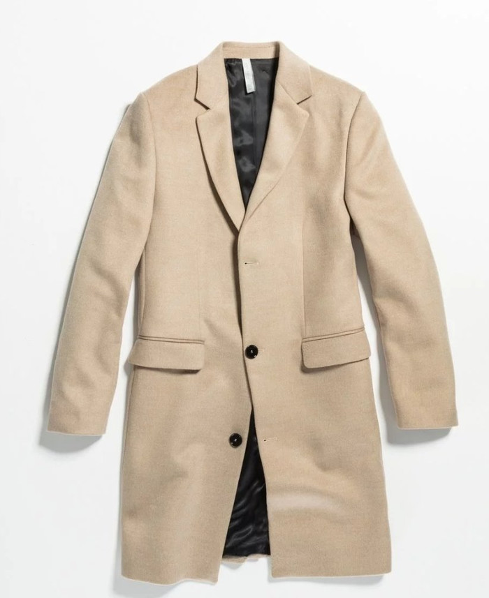 Men's Camel Coats: All Are Not Created Equal.