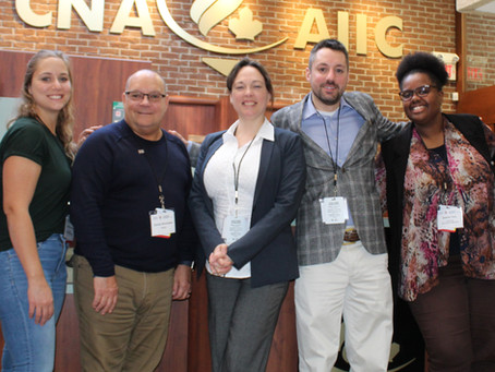 Créer des liens avec nos collègues dans le reste du Canada: rencontre avec l'AIIC