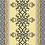 Thumbnail: Tischläufer Kleo Senape 48x120cm, 160 Stk.
