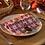Thumbnail: Serviette Tirol Amaranto, 40x40cm, 600 Stk.