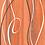 Thumbnail: Spirit Marrone, 40x40cm, 600 Stk.
