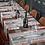 Thumbnail: Tischläufer Creed Terracotta 48x120cm, 160 Stk.