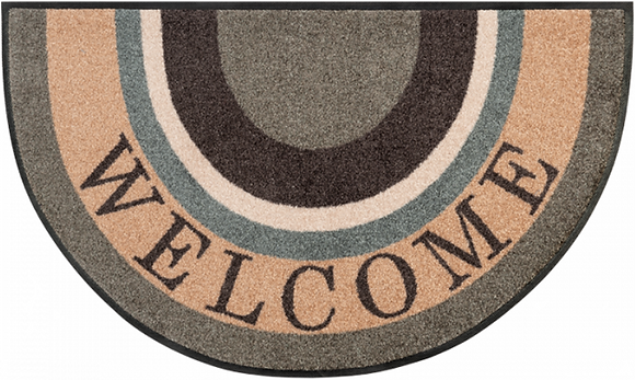 Round Welcome