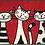 Thumbnail: Three Cats