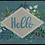 Thumbnail: Hello Floral