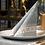 Thumbnail: Norway Grigio, Tischläufer 48x120cm
