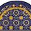 Thumbnail: Round Azulejo