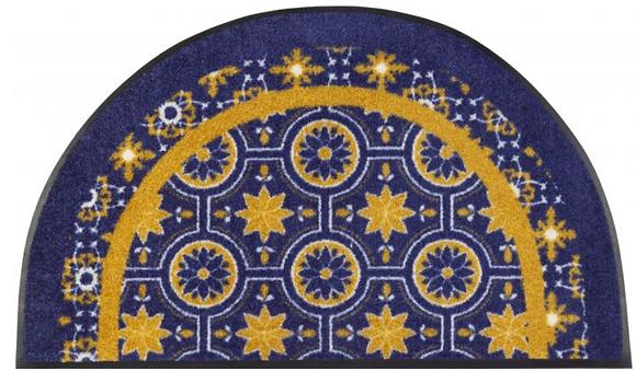 Round Azulejo