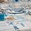 Thumbnail: Riviera Oceano  100x100cm, 120 Stk.