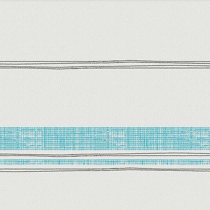 Serviette HOLIDAY Aqua, 600 Stk. 40x40cm