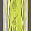 Thumbnail: Tischläufer Spirit Pistacchio, 40x120cm, 160 Stk.