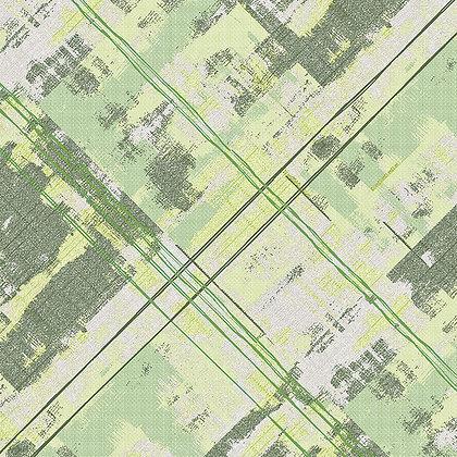 Tischläufer DEKORA Verde, 160 Stk., 48x120cm
