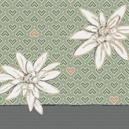 Alpinum Verde, 40x40cm, 600 Stk.
