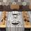 Thumbnail: Tischläufer Space Marrone, 48x120cm, 160 Stk.