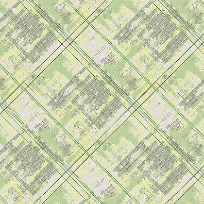 Tischtuch DEKORA Verde, 100 Stk. 120x120cm