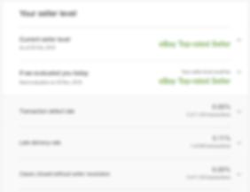 Ebay - Order Defection Analysis & Resolu