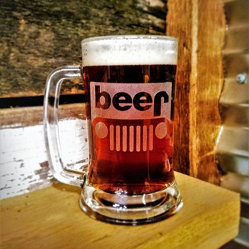 BEER MUG - Jeep-beer