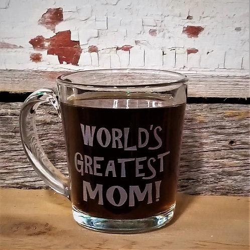 COFFEE MUG - World's Greatest Mom!