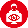 SITE-SECURITY Personale Ikon