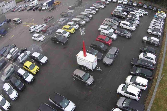 Parkeringspladser