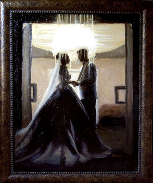 Wedding Portrait, Commission