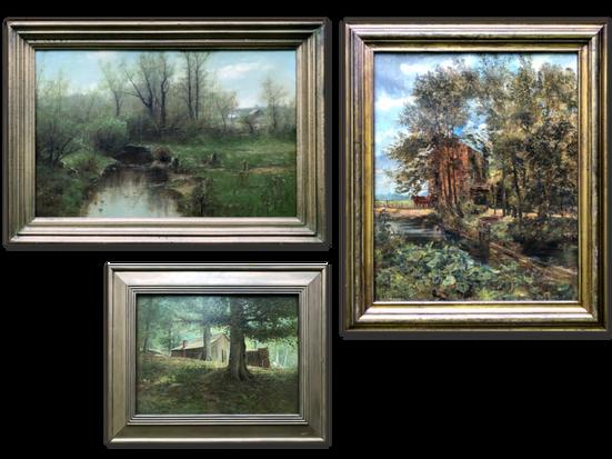 Hasbrouck Paintings