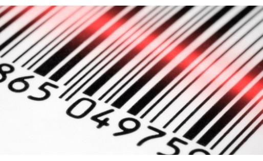 Códigos de barras para produtos e estoque