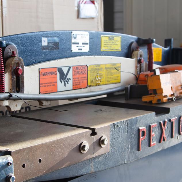 Pexto 1652 Hydraulic Shear