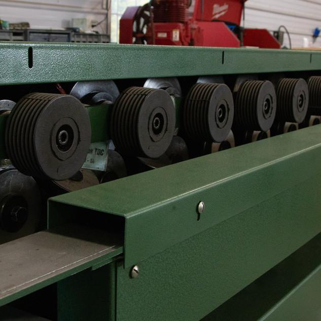 Tinknocker TDP Rollformer