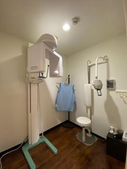 レントゲン室@こうの歯科医院