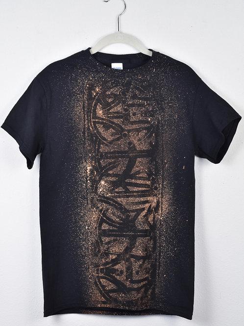 Art Nouveau t-shirt (size men's small, straight cut)