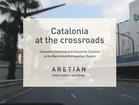 "Read the Aretian Article by Jeremy Burke, Ramon Gras and Fernando Yu: ""Catalonia at the Crossroads"""