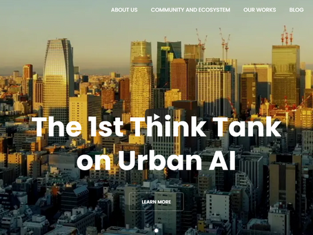 The Aretian leadership joins Urban AI: the first Think Tank on Urban AI