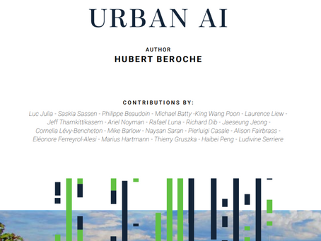 "Aretian was recently mentioned in the white paper ""Urban AI"" written by Hubert Beroche, read it here"