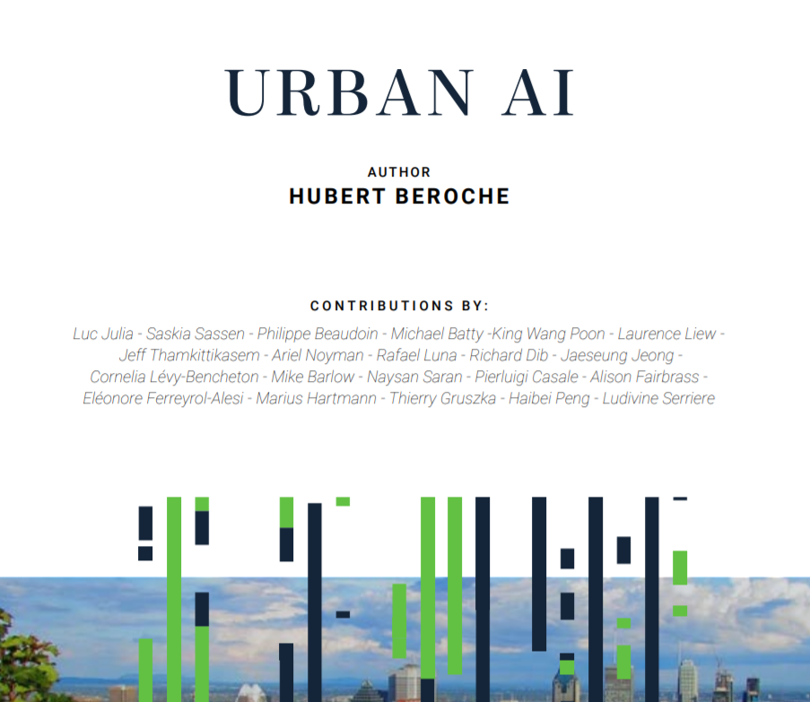 Urban AI mentions Aretian
