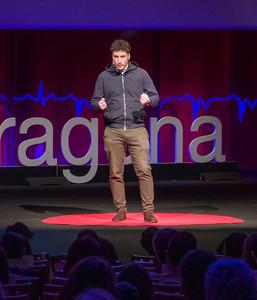 Ramon Gras Alomà at TEDx
