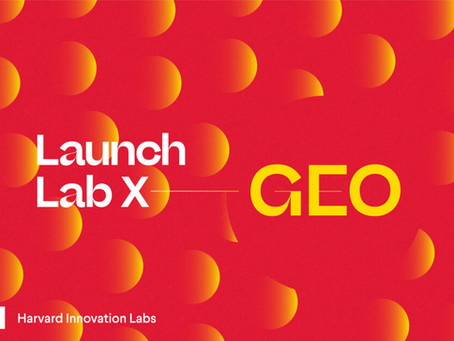 Aretian was selected to become part of the Launch Lab X Geo at the Harvard Innovation Labs!