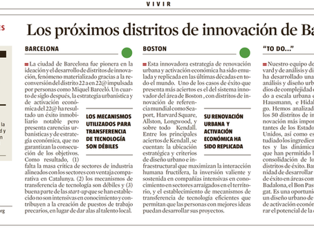 Our newest article by Ramon Gras Alomà, published in La Vanguardia and Barcelona Global
