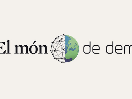 Our newest article in El Món de Demà, by Ramon Gras Alomà, Aretian Co-Founder & Harvard Researcher!