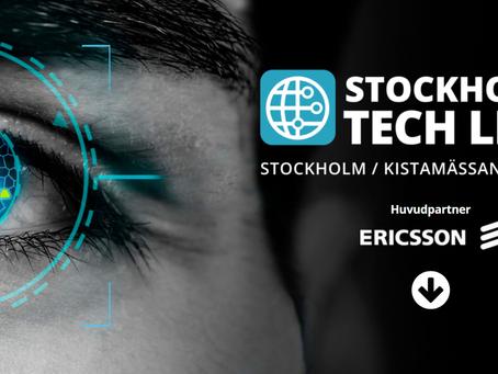 Stockholm Tech Live interviews Aretian Co-Founder Ramon Gras