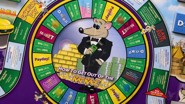 Cashflow Boardgame 2020 Promo