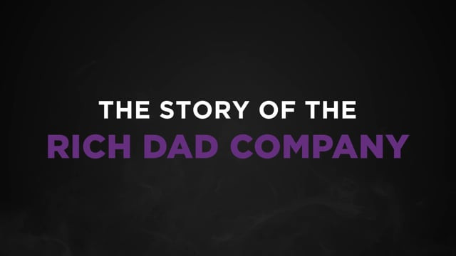 The Story of the Rich Dad Company