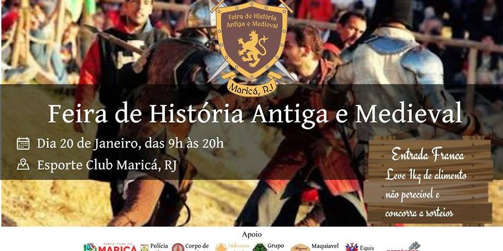 Feira de História Antiga e Medieval
