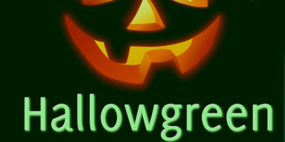 HallowGREEN - 3a Edição