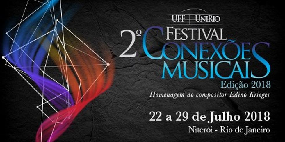 Feira Medieval - Conexões Musicais UFF
