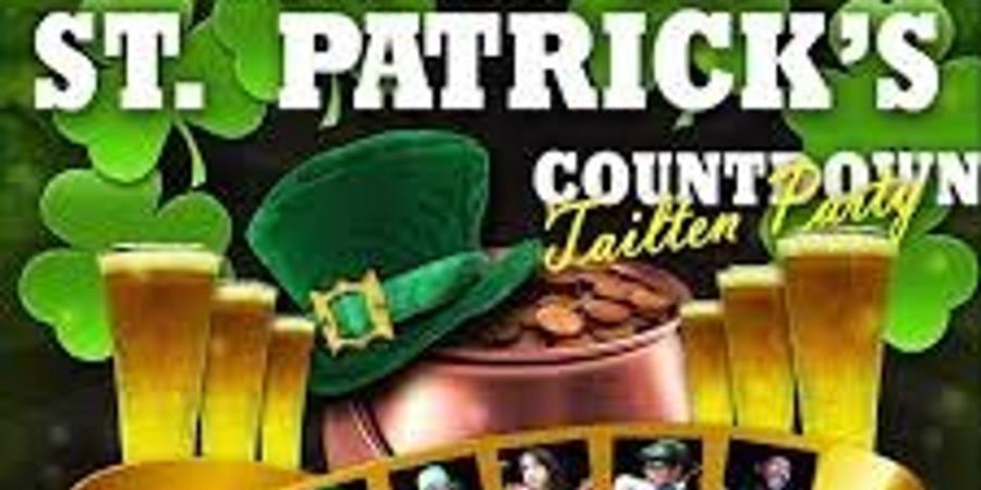 St Patrick Countdown - Festa da Virada