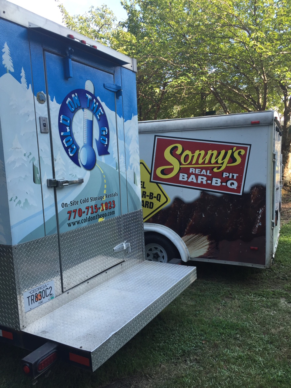 Atlanta Refrigerated Trailers Cold On The Go United States