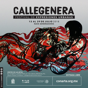 CALLEGENERA 2018 Monterrey, N.L.