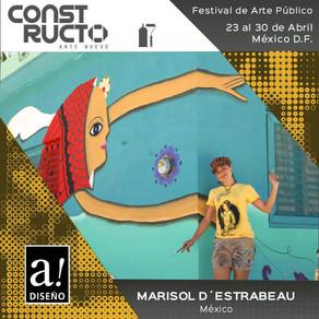 Festival Constructo, México D.F. 2015